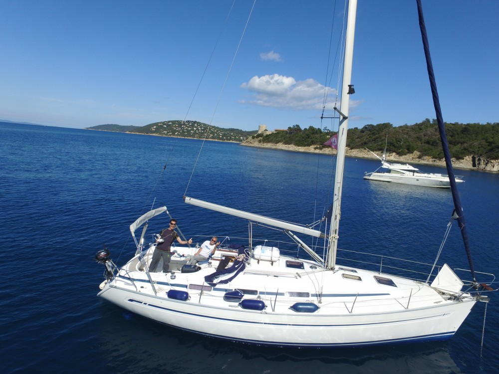 Boat rental Le Lavandou cheap Bavaria 36