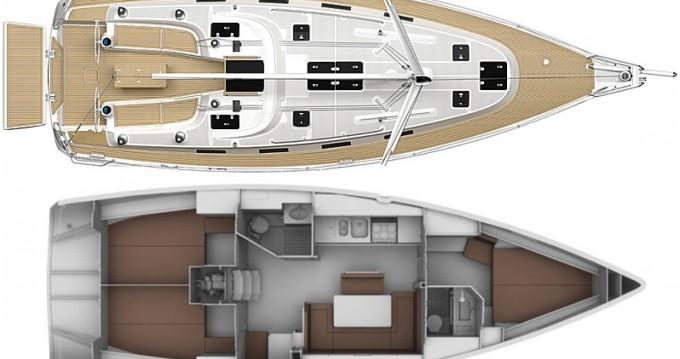 Rent a Bavaria Bavaria 40 Cruiser Termoli