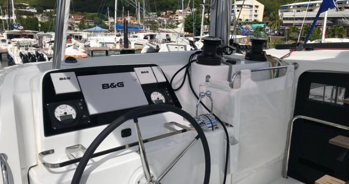 Rent a Lagoon Lagoon 42 Martinique