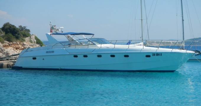 Hire Motorboat with or without skipper Ferretti Venezia