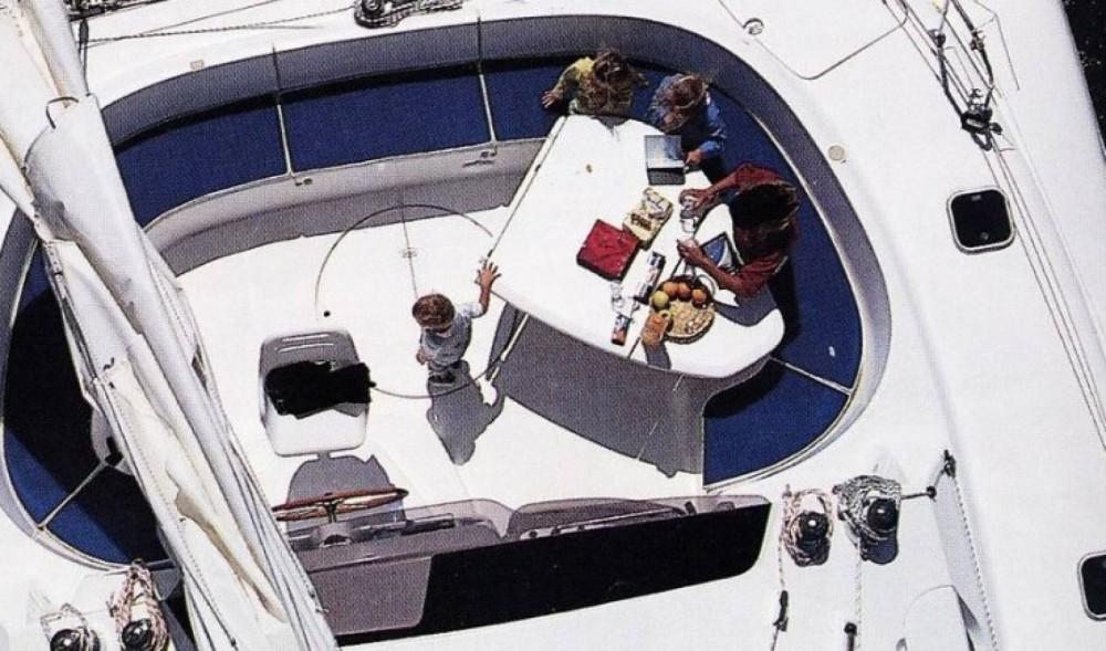 Rental Catamaran in Martinique - Fountaine Pajot Bahia 46