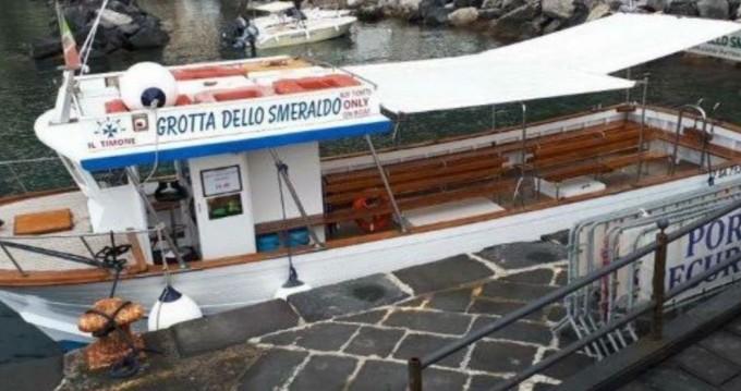Rental yacht Amalfi - Cantiere Mileo 45 piedi on SamBoat