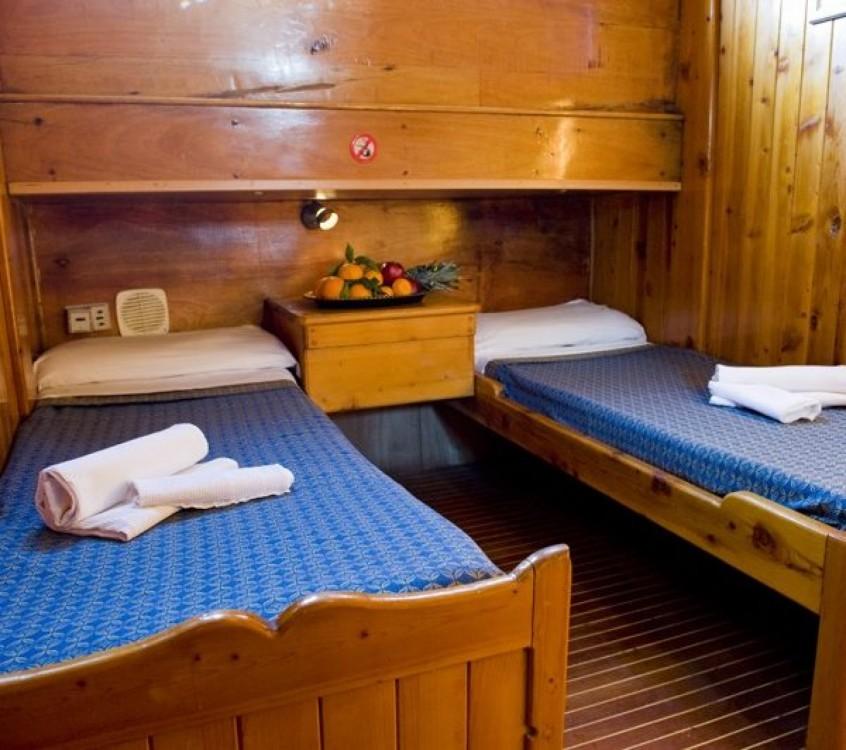 Boat rental Gullet Kpatain  in Milazzo on Samboat