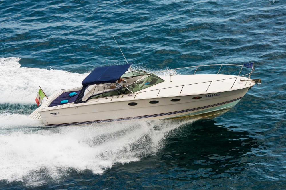 Motorboat for rent Amalfi at the best price