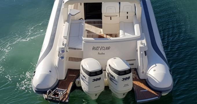 Rental yacht Fréjus - Bwa Bwa 34 Efb on SamBoat
