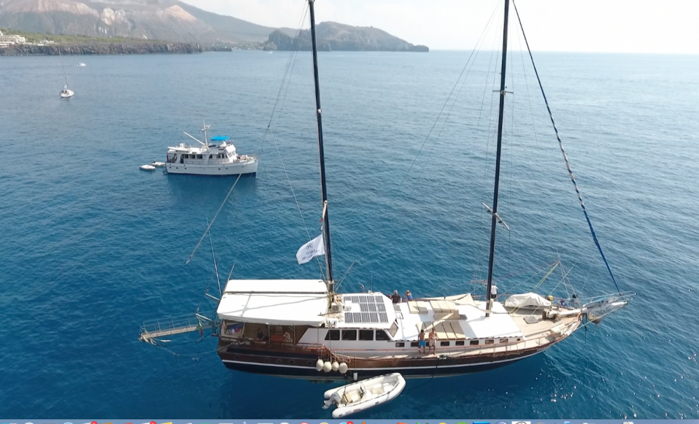 Sailboat for rent Milazzo at the best price
