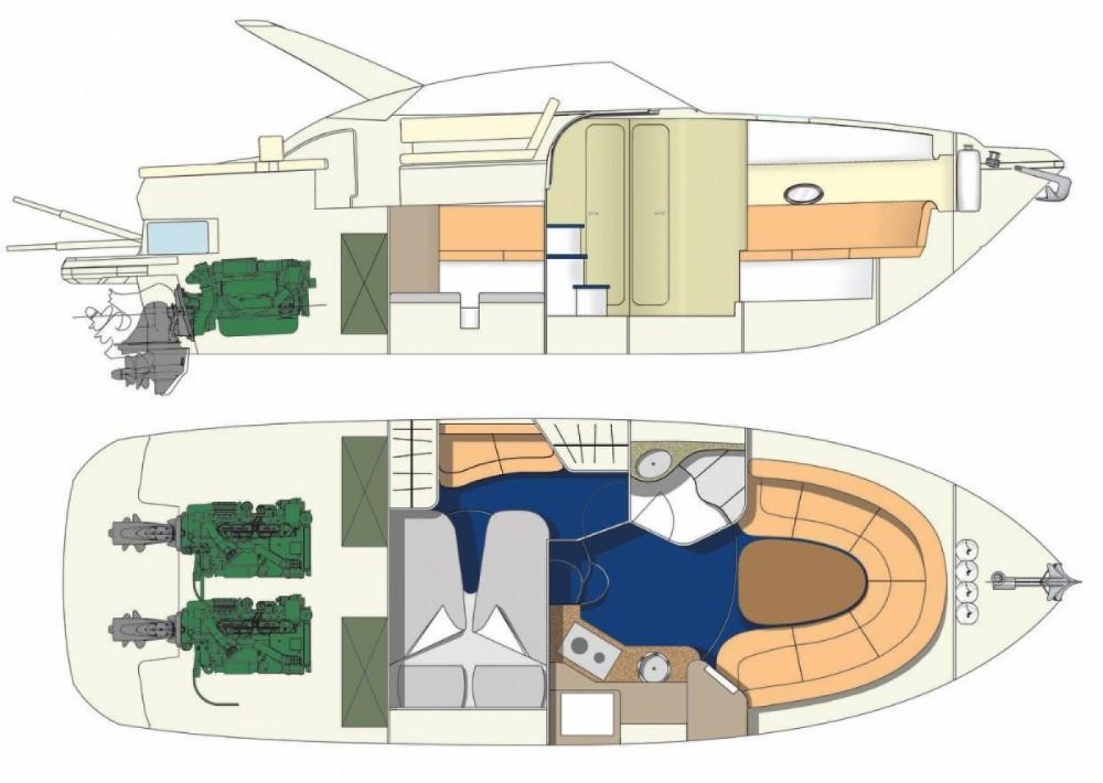 Boat rental Rancraft RC 34 in Rapallo on Samboat