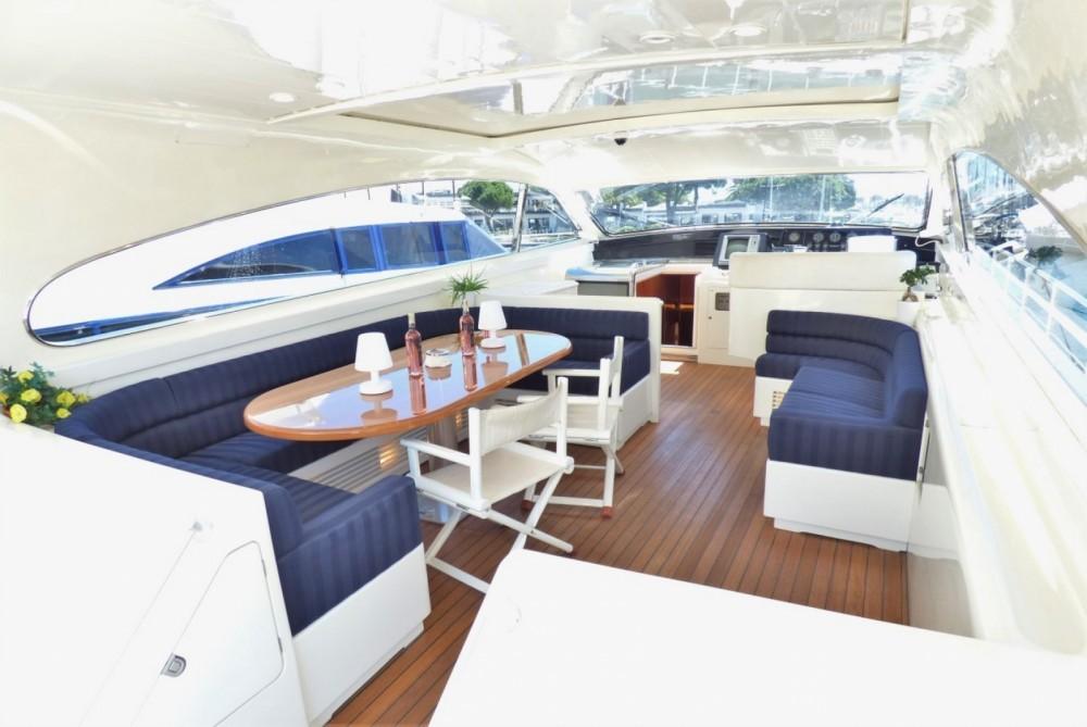 Rental Yacht in Fréjus - Leopard Leopard 23 Sport Hard Top