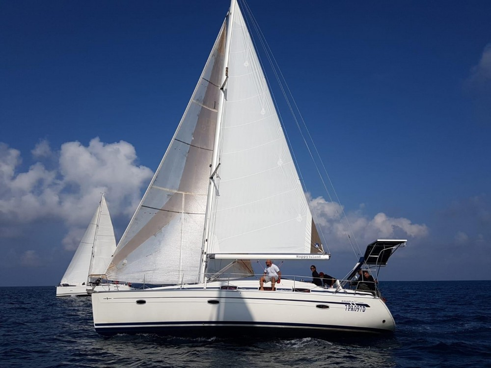 Hire Sailboat with or without skipper Bavaria Capo d'Orlando