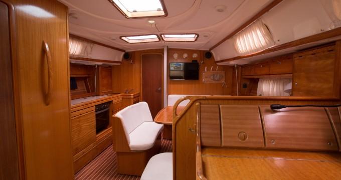 Boat rental Capo d'Orlando cheap Bavaria 39