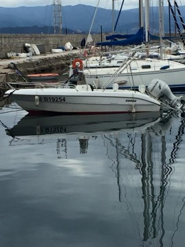 Rental yacht Ajaccio - Sessa Marine Key Largo 19 on SamBoat