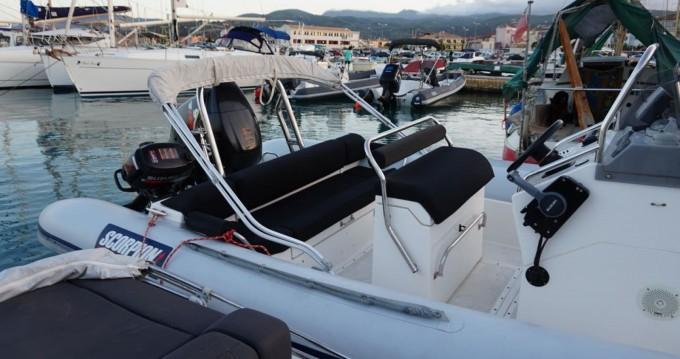 Boat rental Scorpion 740 in Lefkas Egremni on Samboat