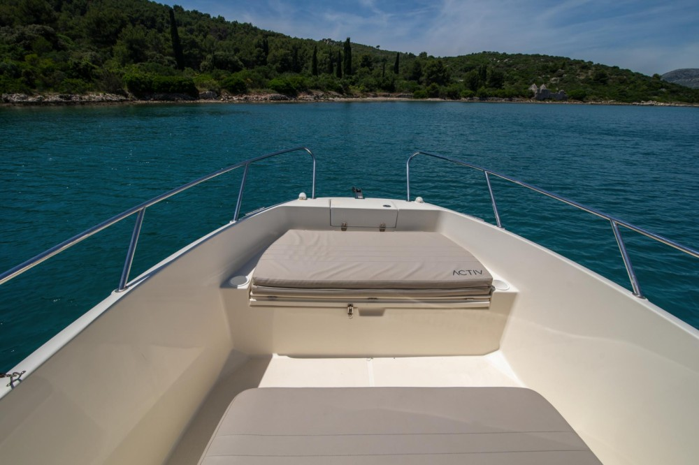 Boat rental Trogir cheap Quicksilver 675 Activ Open