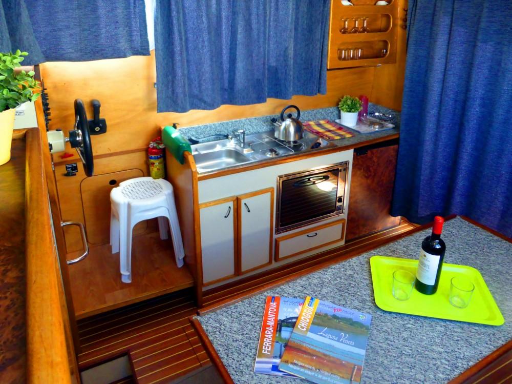 Boat rental Chioggia cheap SUITE 8,90