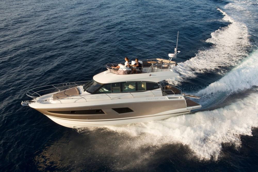 Boat rental Bandol cheap Prestige 420 Fly
