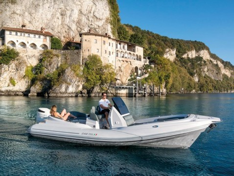 Hire RIB with or without skipper Zar Sant Antoni de Portmany
