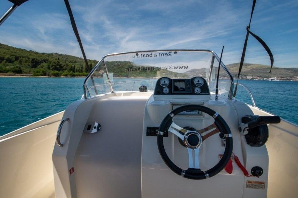 Rental yacht Trogir - Quicksilver Quicksilver 675 Activ Open on SamBoat