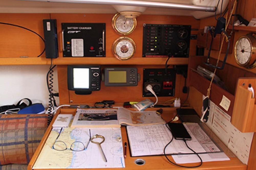 Rental Sailboat in Sari-Solenzara - Etap Etap 32i