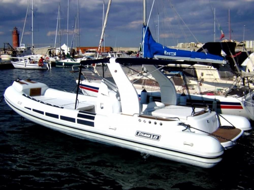Boat rental Stilmar  25EFB in Otranto on Samboat