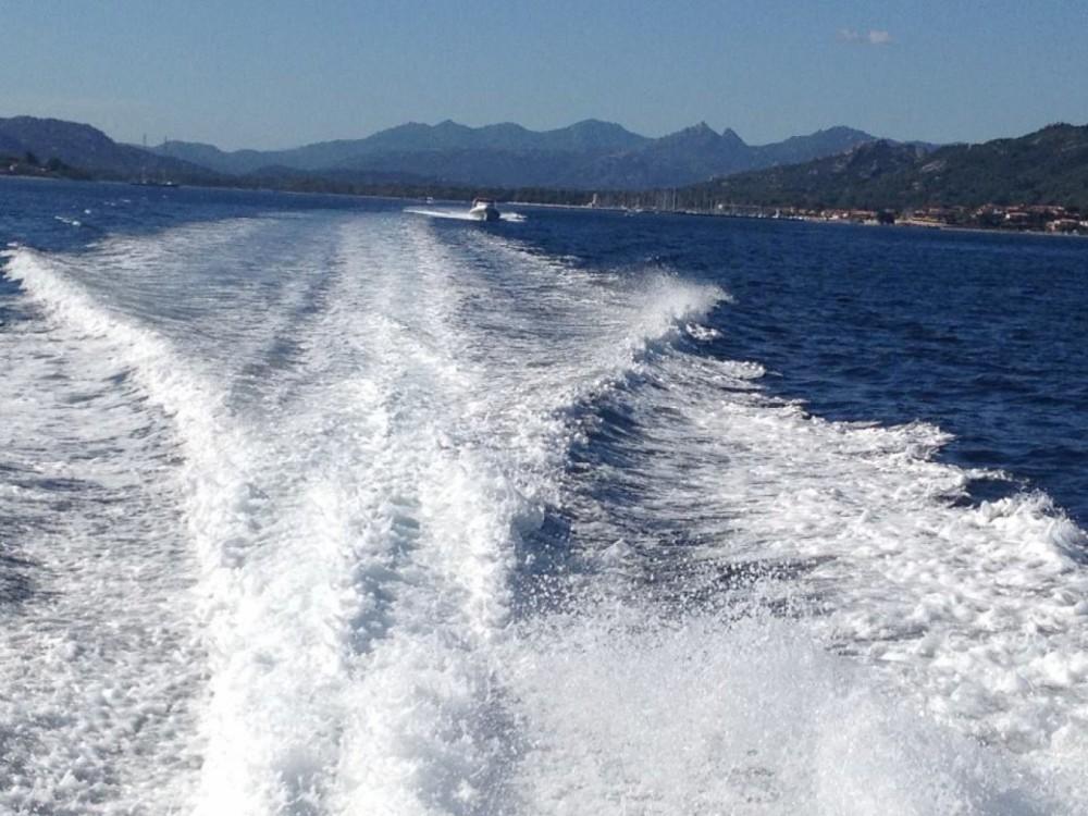Boat rental Otranto cheap 25EFB