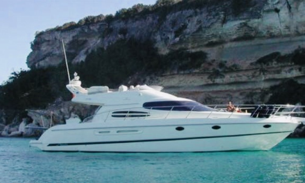 Hire Motorboat with or without skipper Atlantic Tropea