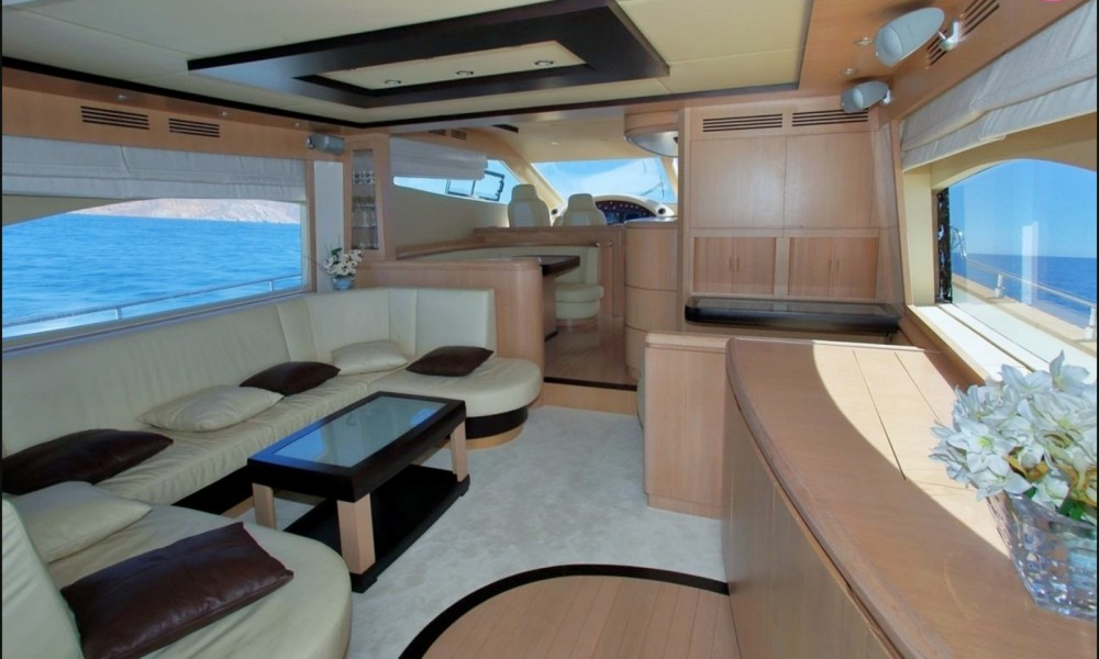 Yacht for rent Eivissa at the best price