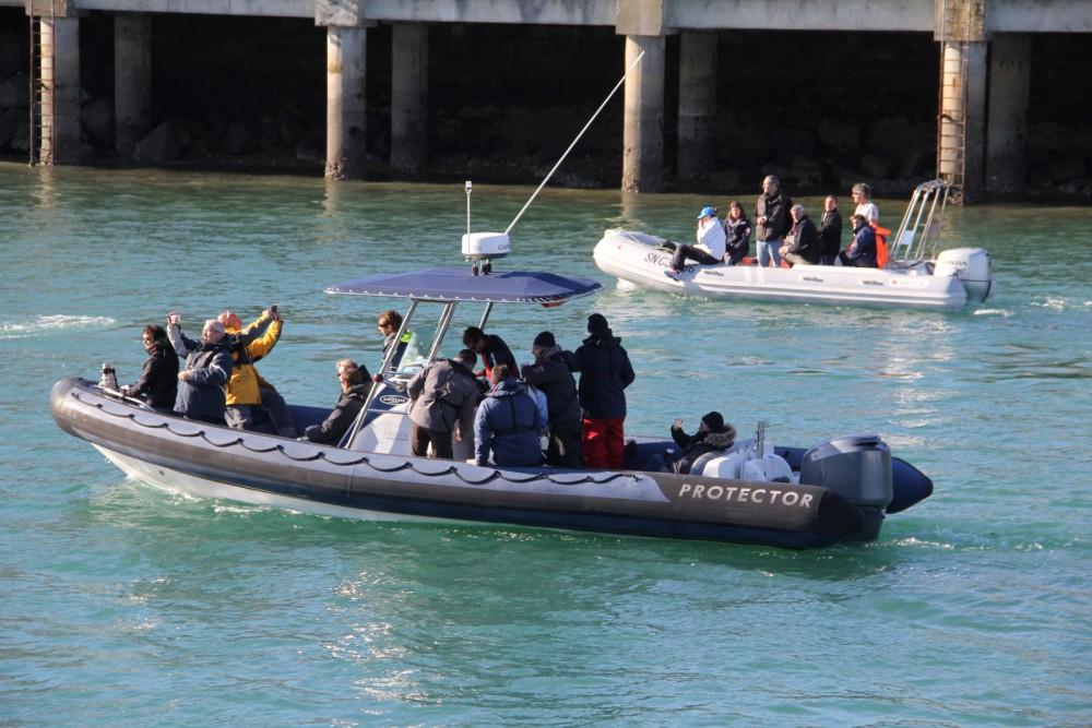 Rental yacht La Rochelle - Rayglass PROTECTOR 850 on SamBoat