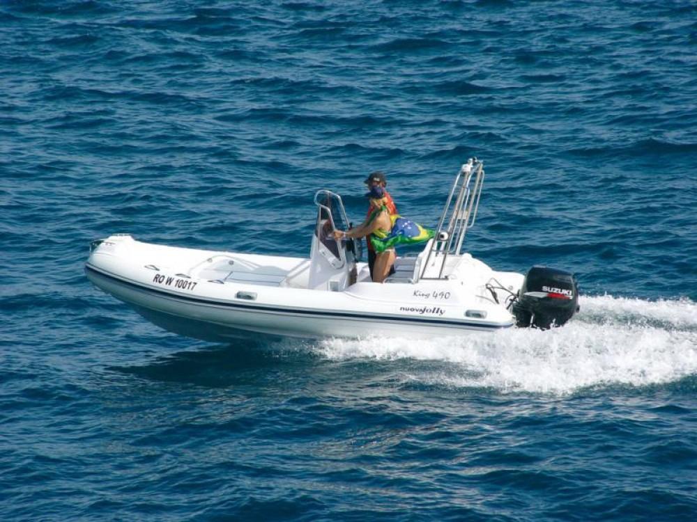 Rental yacht Cres - Nuova Jolly King 490 on SamBoat