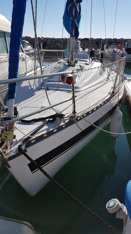 Hire Sailboat with or without skipper Neptune La Grande-Motte