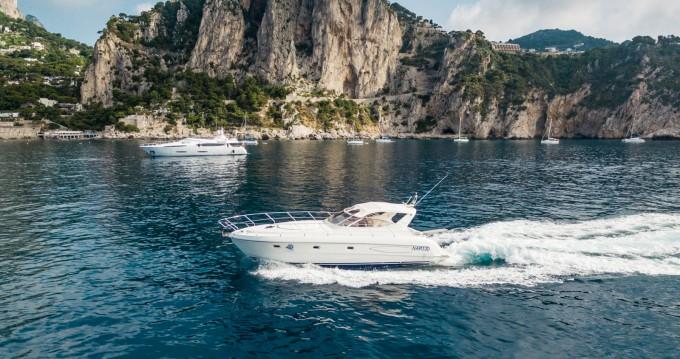 Boat rental Raffaelli Shamal 40 in Capri on Samboat