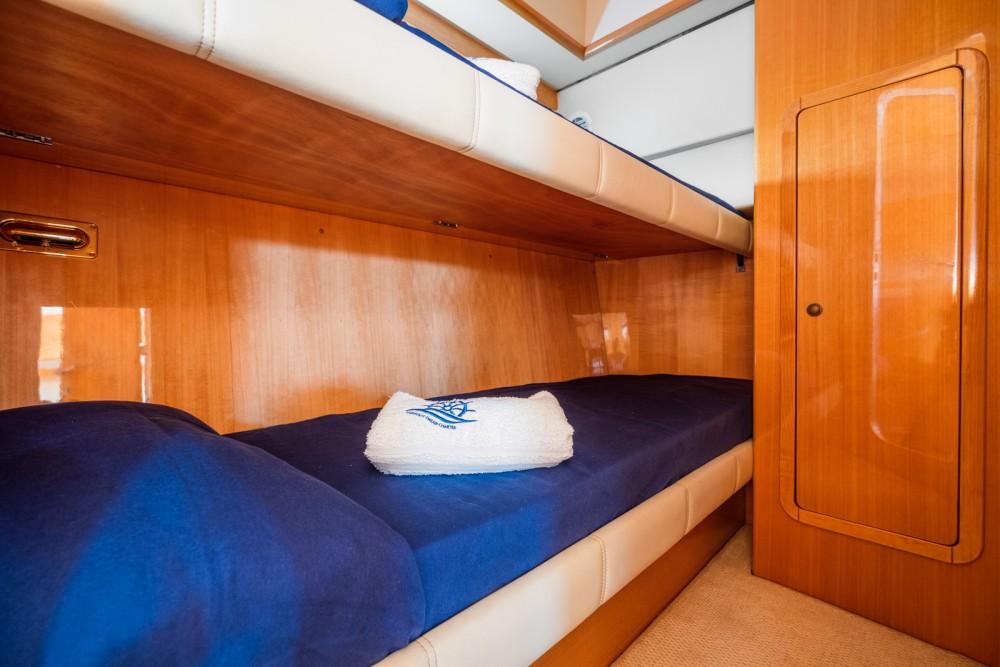 Boat rental Anacapri cheap Shamal 40