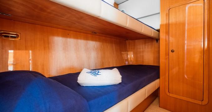 Boat rental Capri cheap Shamal 40