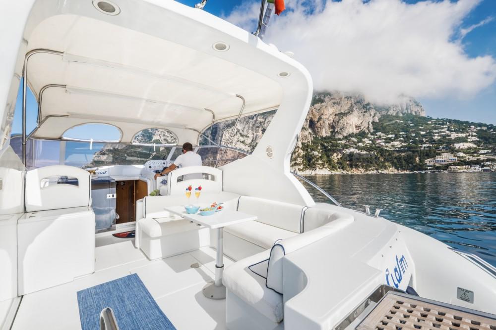 Rental Motorboat in Anacapri - Raffaelli Shamal 40