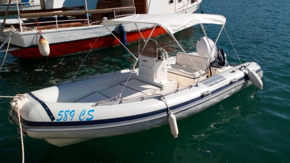 Joker Boat Coaster 470 between personal and professional Cres