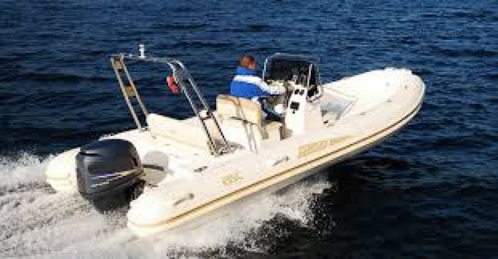 Boat rental Porto-Vecchio cheap BSC61