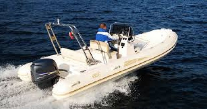Hire RIB with or without skipper Bsc Porto-Vecchio