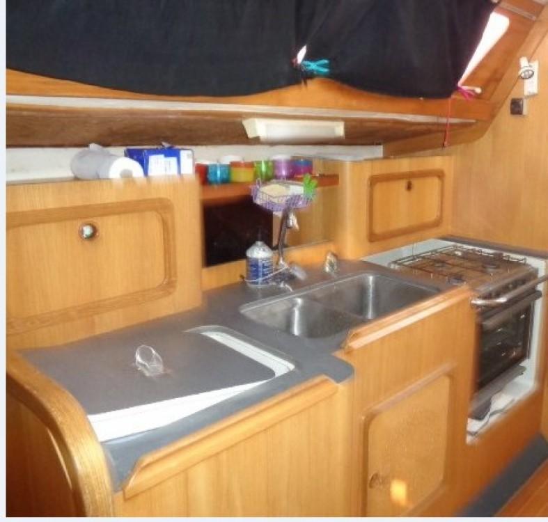 Boat rental Kirie Feeling 346 in Portbou on Samboat