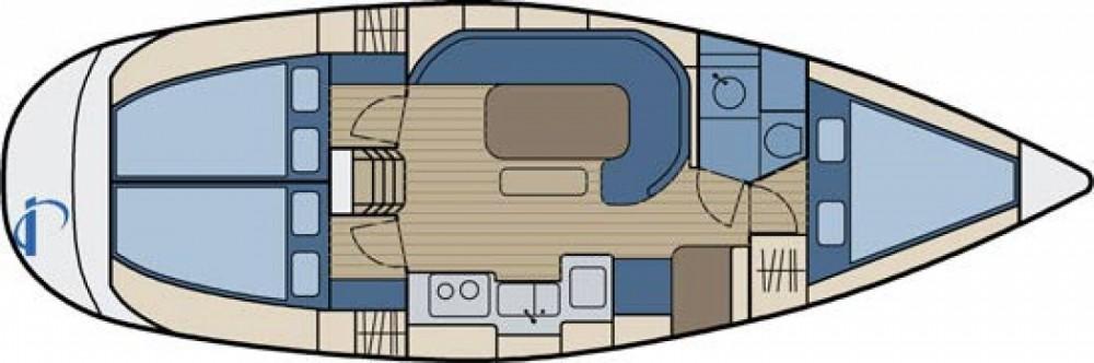 Boat rental Portbou cheap Feeling 346