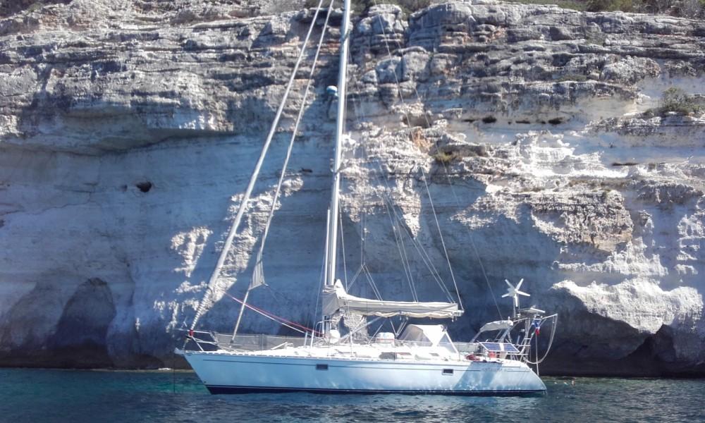 Boat rental Jeanneau Sun Legend 41 in Le Grau-du-Roi on Samboat
