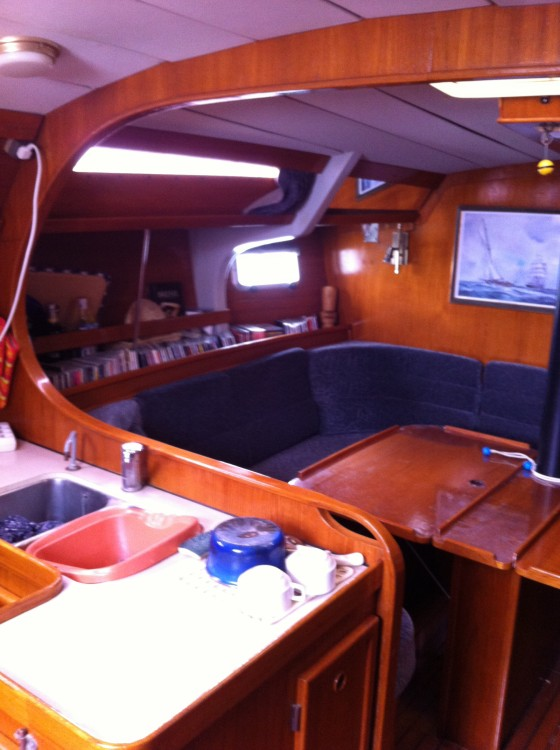 Boat rental Le Grau-du-Roi cheap Sun Legend 41