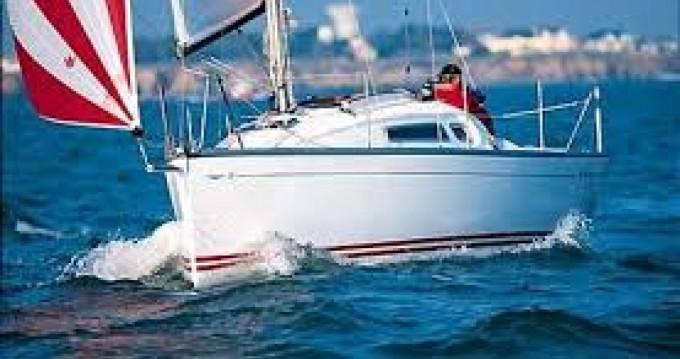 Boat rental Jeanneau Sun Fast 26 in Bénodet on Samboat