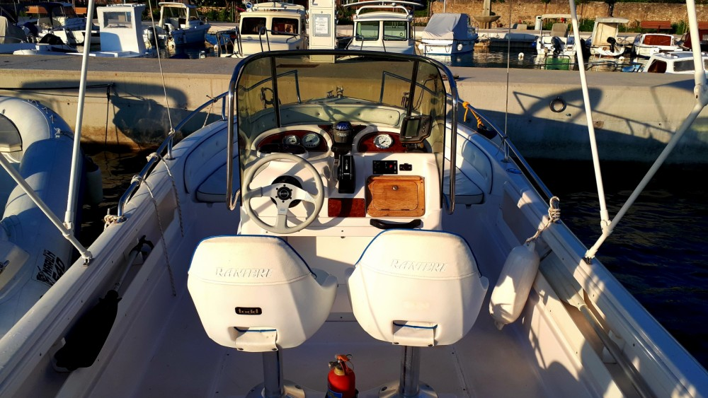 Hire Motorboat with or without skipper Ranieri Cres