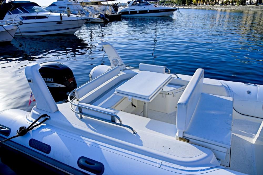 Boat rental Bsc 7.50 in Milazzo on Samboat