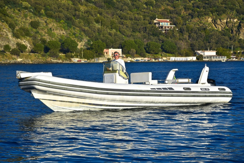 RIB for rent Milazzo at the best price