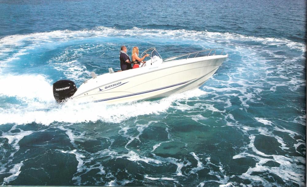 Rental Motorboat in Dubrovnik - Quicksilver Quicksilver 630 WA Commander