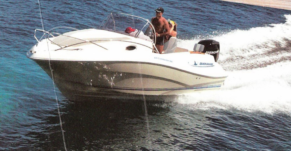 Rental yacht Dubrovnik - Quicksilver Quicksilver 630 WA Commander on SamBoat
