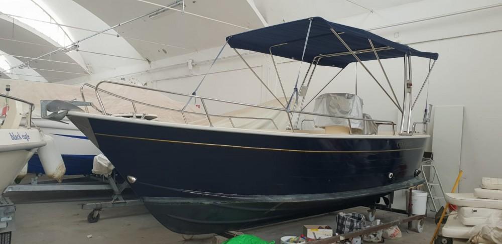 Boat rental Beaulieu-sur-Mer cheap SCIROCCO 21