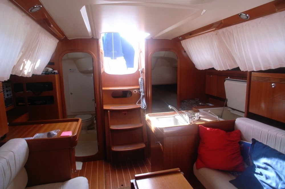 Hire Sailboat with or without skipper Dufour Syracuse
