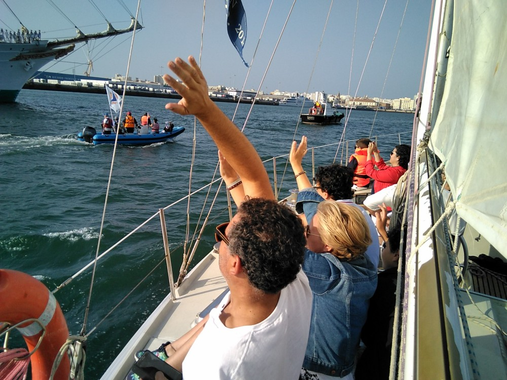 Hire Sailboat with or without skipper Ketch Cádiz