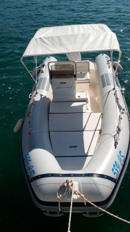 Hire RIB with or without skipper Joker Boat Cres